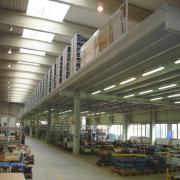 Stahlbaubühnen